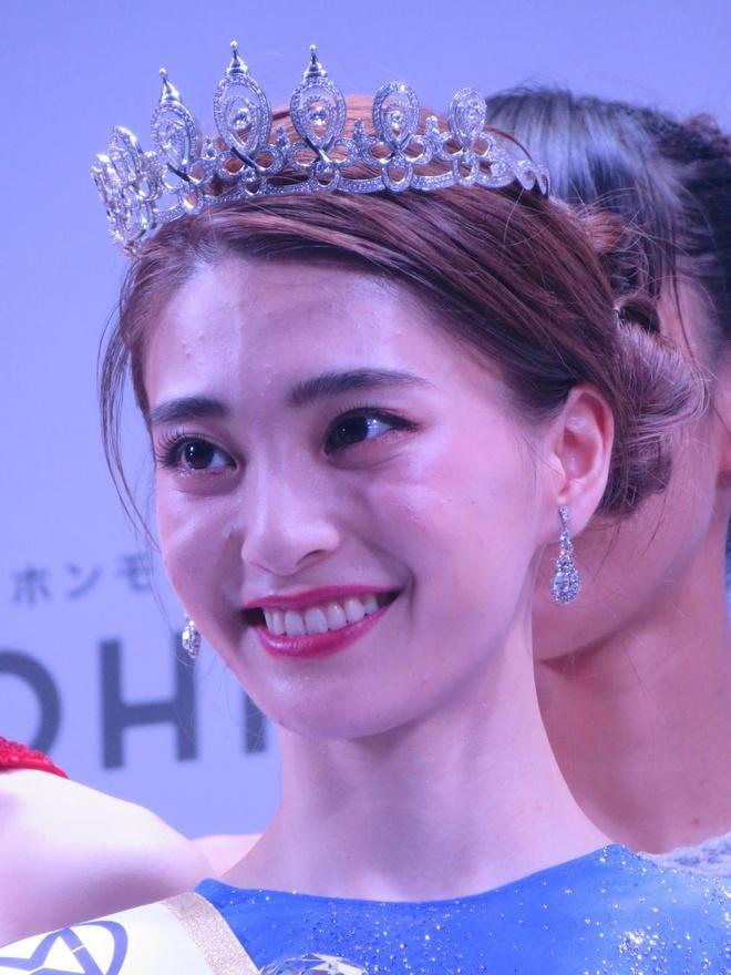 Cô gái 18 tuổi đăng quang Hoa hậu Thế giới Nhật Bản Ảnh 8