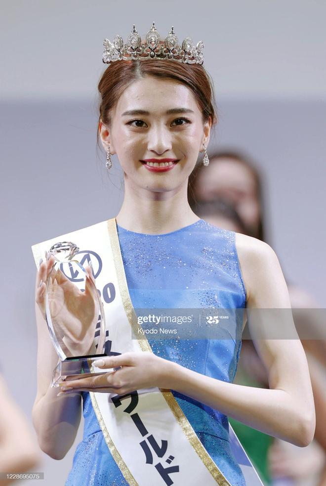 Cô gái 18 tuổi đăng quang Hoa hậu Thế giới Nhật Bản Ảnh 5