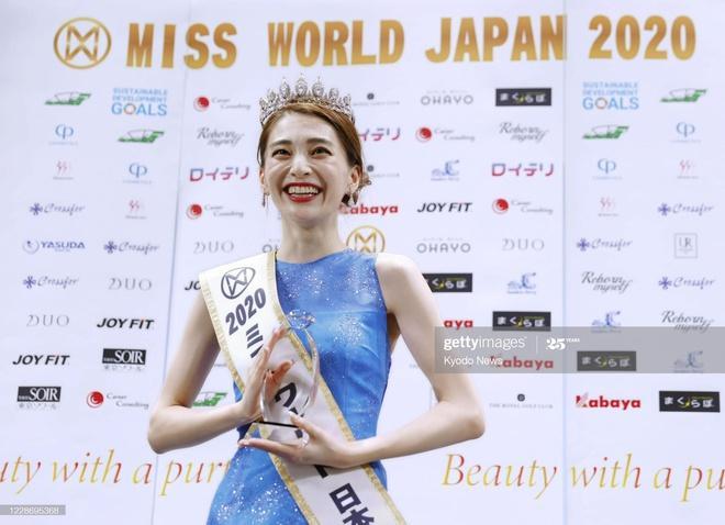 Cô gái 18 tuổi đăng quang Hoa hậu Thế giới Nhật Bản Ảnh 4