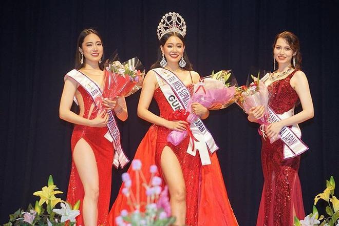 Cô gái 18 tuổi đăng quang Hoa hậu Thế giới Nhật Bản Ảnh 9