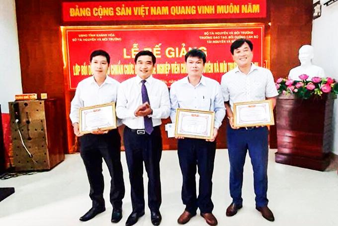 68 học viên được công nhận chức danh nghề nghiệp hạng III Ảnh 1
