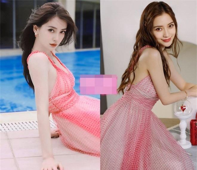 Loạt mỹ nhân Hoa ngữ 'chữa sến' cho váy hồng Ảnh 2