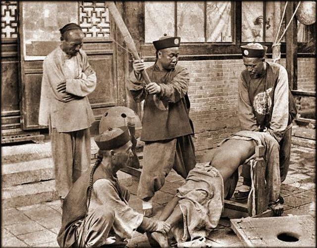 Loạt ảnh quý giá phản ánh chân thật cuộc sống người Trung Quốc trong giai đoạn biến động vào cuối thời nhà Thanh Ảnh 3