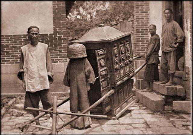 Loạt ảnh quý giá phản ánh chân thật cuộc sống người Trung Quốc trong giai đoạn biến động vào cuối thời nhà Thanh Ảnh 2