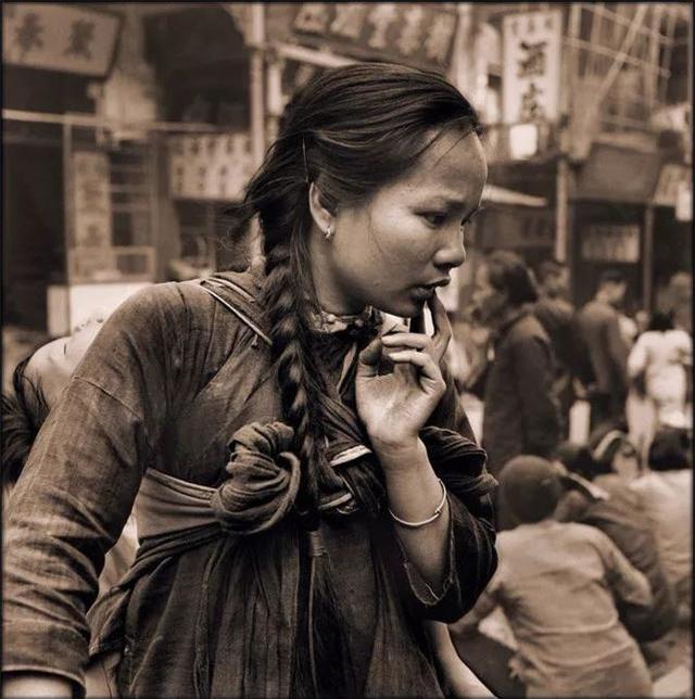 Loạt ảnh quý giá phản ánh chân thật cuộc sống người Trung Quốc trong giai đoạn biến động vào cuối thời nhà Thanh Ảnh 15