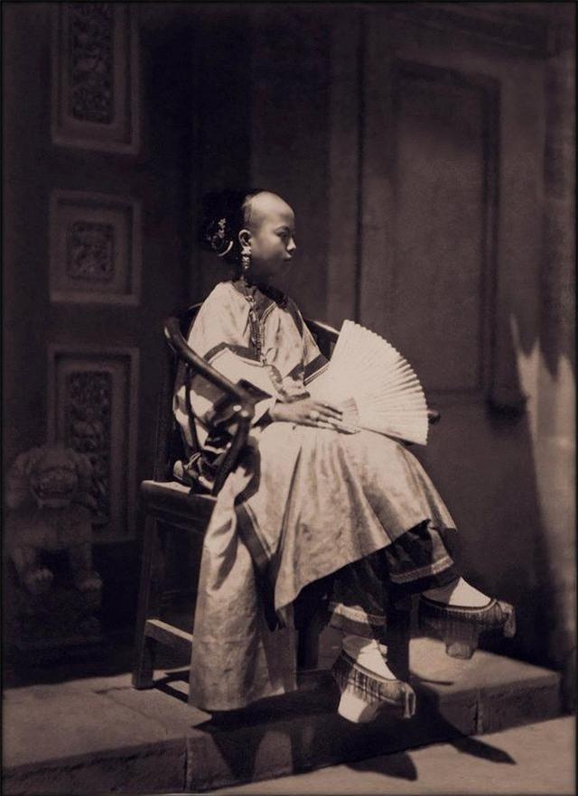 Loạt ảnh quý giá phản ánh chân thật cuộc sống người Trung Quốc trong giai đoạn biến động vào cuối thời nhà Thanh Ảnh 4