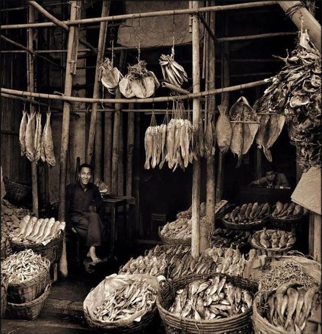 Loạt ảnh quý giá phản ánh chân thật cuộc sống người Trung Quốc trong giai đoạn biến động vào cuối thời nhà Thanh Ảnh 17
