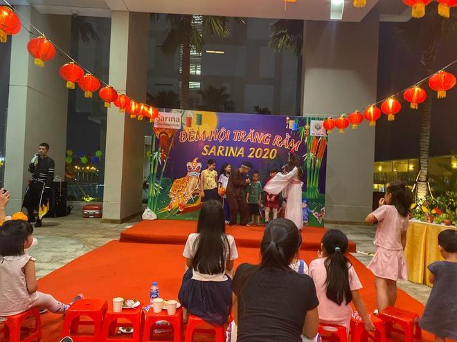 Phạm Quỳnh Anh, Đăng Khôi đón Trung thu cùng con Ảnh 6