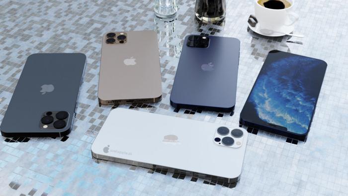Apple sẽ tung ra đến 5 mẫu iPhone 12 trong sự kiện năm nay: Sẽ có phiên bản giá thấp, nhiều màu Ảnh 3