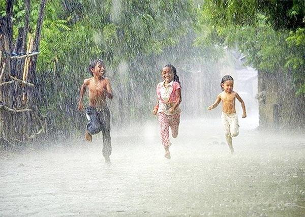 Nhớ những mùa mưa xưa… Ảnh 1