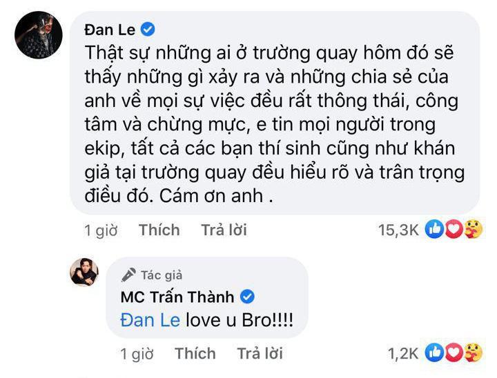 Binz, Rhymastic động viên Trấn Thành sau những ồn ào xoay quanh Rap Việt Ảnh 6