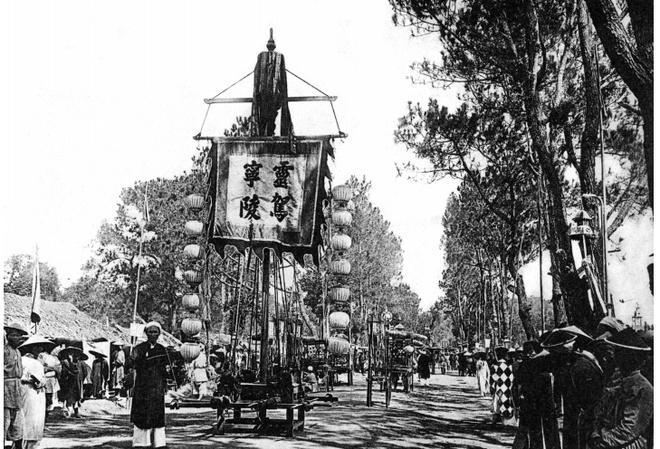 Ảnh chụp sinh hoạt của người Việt hơn 100 năm trước Ảnh 3