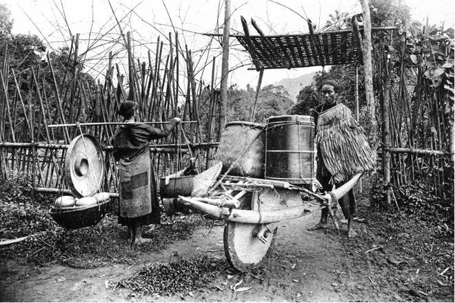 Ảnh chụp sinh hoạt của người Việt hơn 100 năm trước Ảnh 8