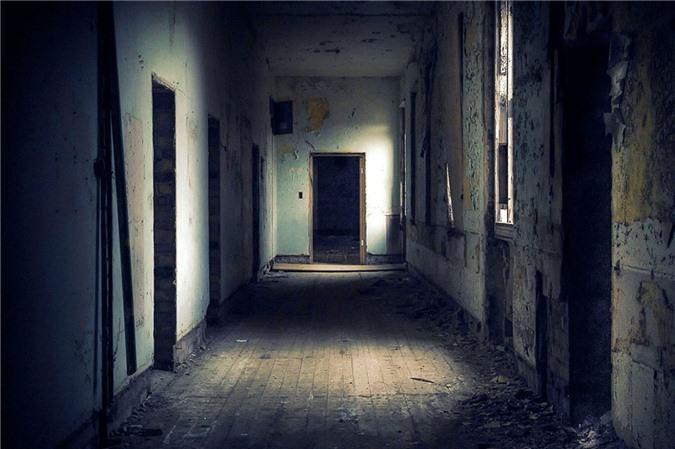Ám ảnh trước khung cảnh bệnh viện tâm thần bị bỏ hoang Ảnh 8