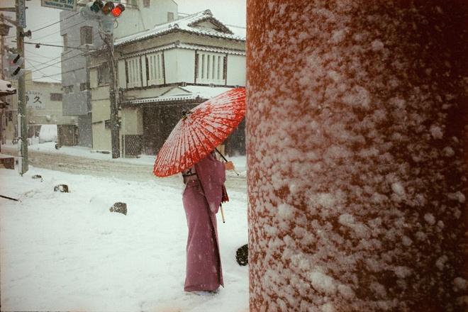 Những khoảnh khắc đời thường ở Nhật Bản Ảnh 6