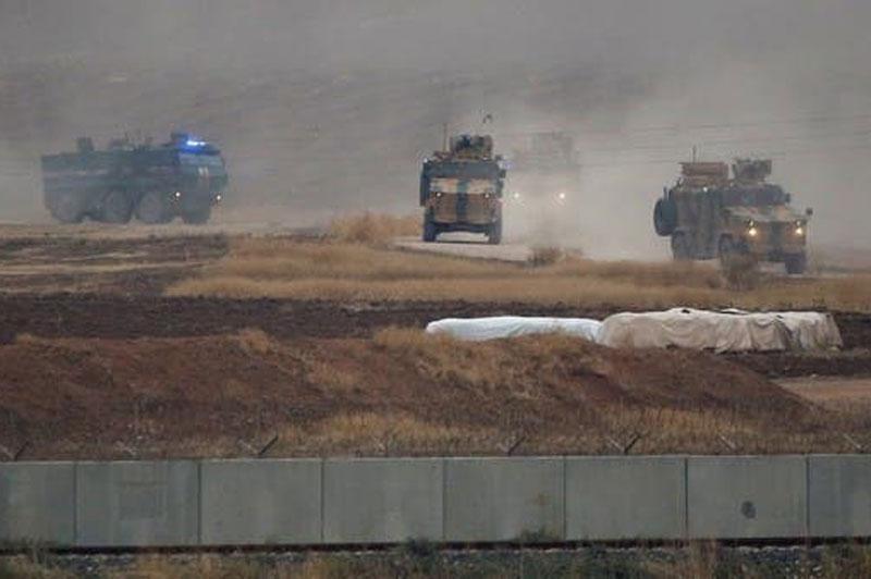 Thổ Nhĩ Kỳ 'đánh lén', 'phong tỏa' quân Nga ở Syria Ảnh 1