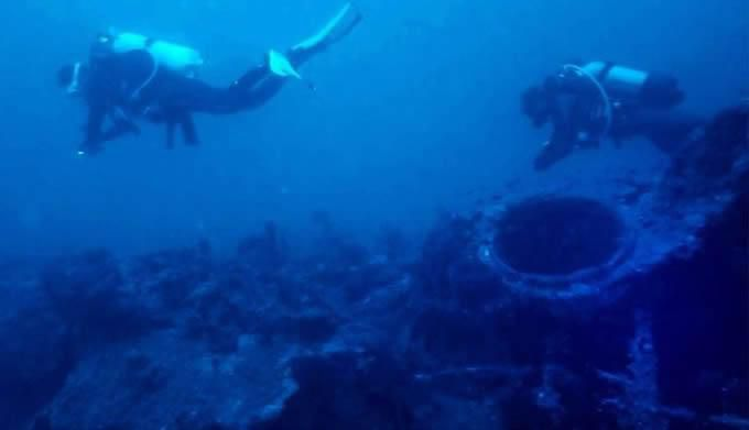 Phát hiện xác tàu ngầm 'gần như nguyên vẹn' của Pháp ở Tunisia Ảnh 1