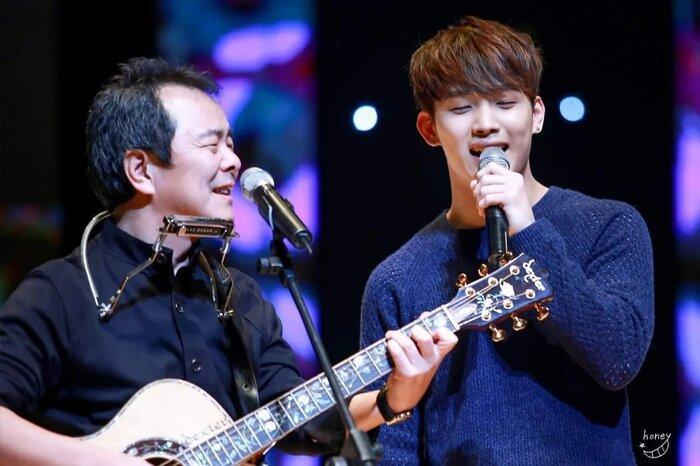 5 idol K-Pop có phụ huynh siêu nổi tiếng tại Hàn Quốc, sinh ra đã ngậm thìa vàng Ảnh 7