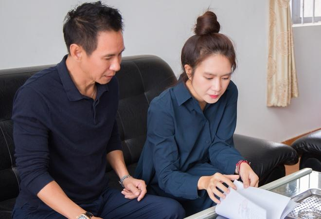 Lý Hải, Minh Hà quyên góp hơn 560 triệu đồng ủng hộ miền Trung Ảnh 1