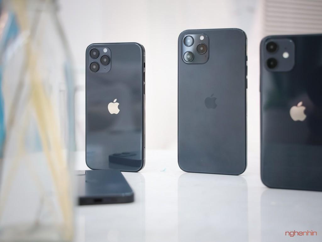 iPhone 12: Face ID nhanh hơn, zoom kỹ thuật số 30x, video 4k 240fps và hơn thế nữa Ảnh 1