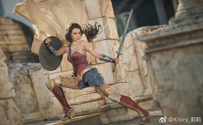 Cùng ngắm loạt ảnh cosplay xinh đẹp mà đầy khí chất về Wonder Woman Ảnh 8