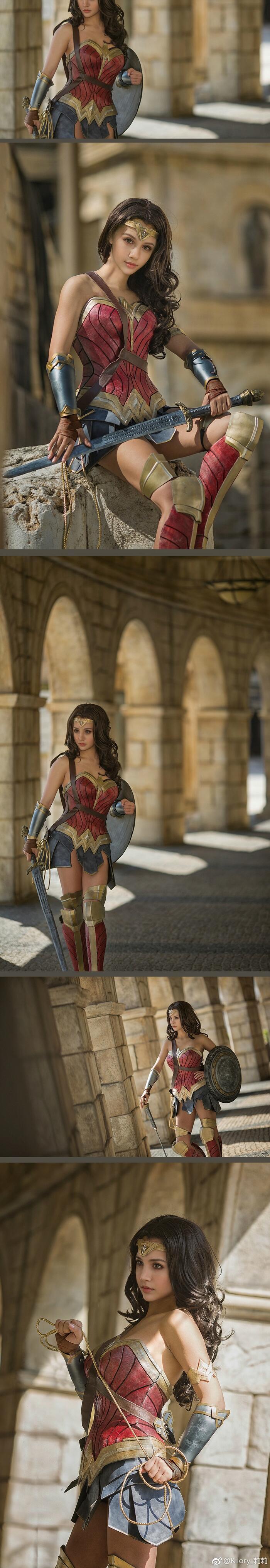 Cùng ngắm loạt ảnh cosplay xinh đẹp mà đầy khí chất về Wonder Woman Ảnh 2