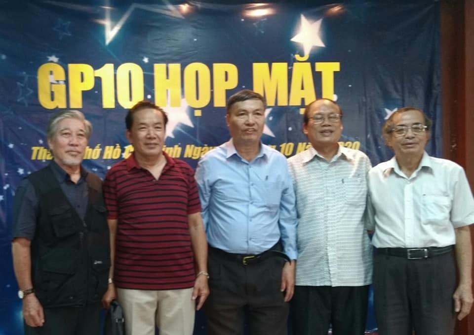 Những cựu phóng viên chiến trường GP10 TTXGP ngày ấy và bây giờ Ảnh 2