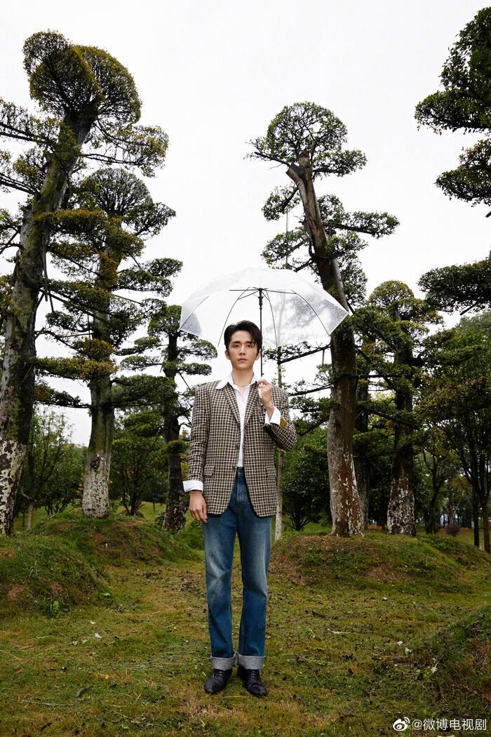 'Kim Ưng 2020': Cận cảnh nhan sắc của Quan Hiểu Đồng, Đàm Tùng Vận - Trương Tân Thành cùng loạt sao Cbiz Ảnh 40