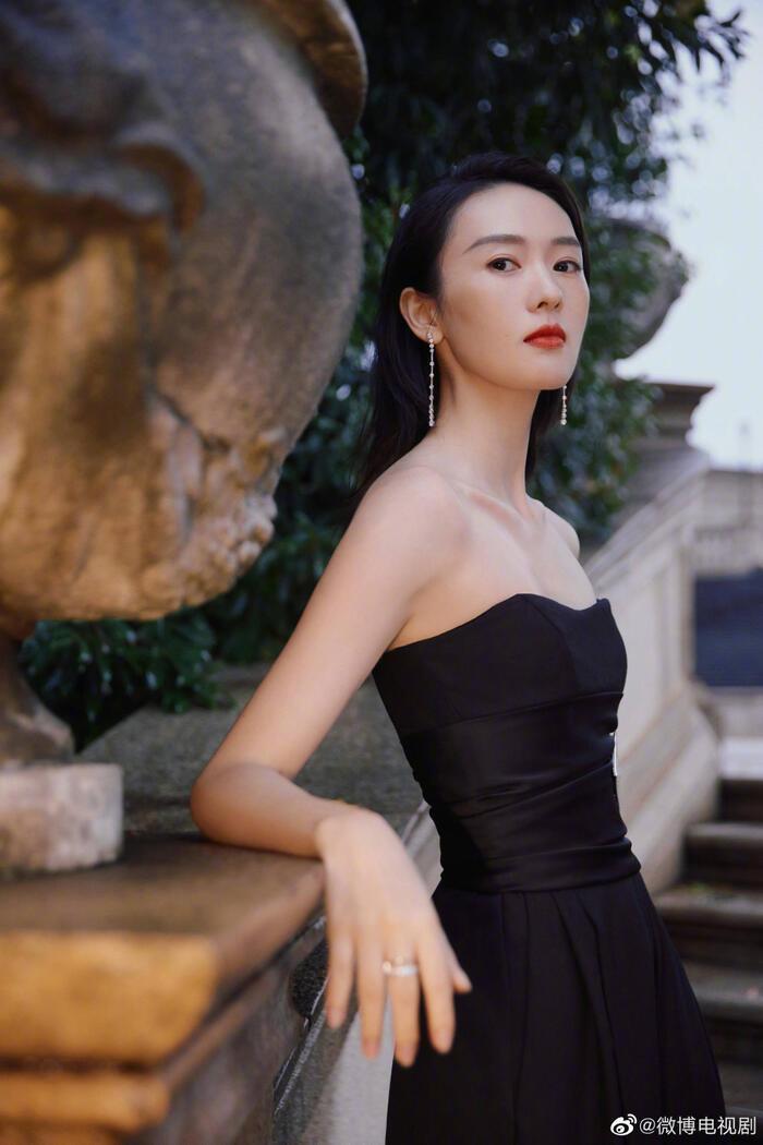 'Kim Ưng 2020': Cận cảnh nhan sắc của Quan Hiểu Đồng, Đàm Tùng Vận - Trương Tân Thành cùng loạt sao Cbiz Ảnh 13