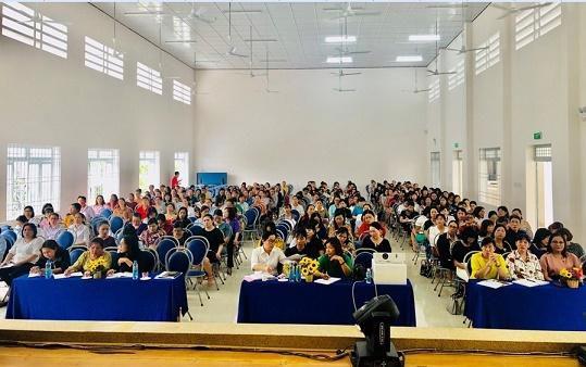 Phòng Giáo dục và Đào tạo TP. Nha Trang triển khai nhiệm vụ giáo dục mầm non năm học 2020-2021 Ảnh 1
