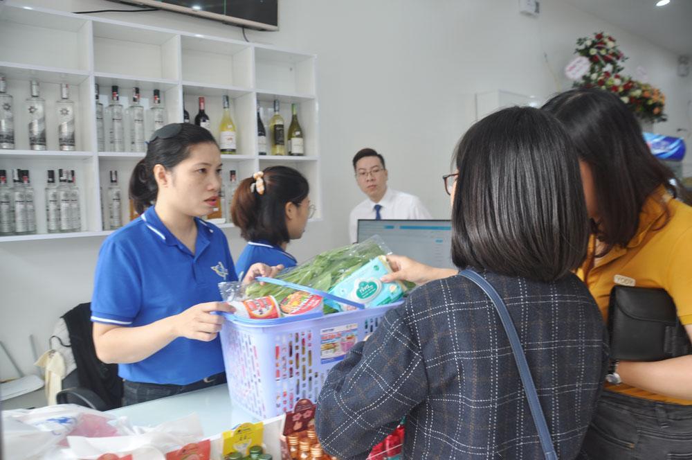 Khai trương siêu thị CGI Mart Hạ Long Ảnh 2