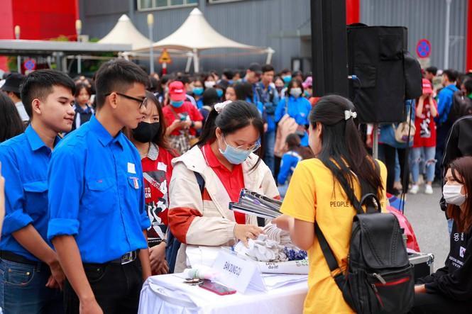 Chiến dịch 'World Cleanup Day 2020' tại Hà Nội Ảnh 3