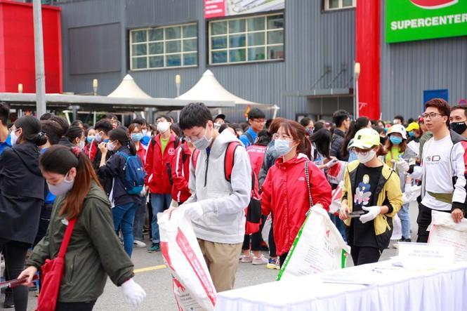 Chiến dịch 'World Cleanup Day 2020' tại Hà Nội Ảnh 2