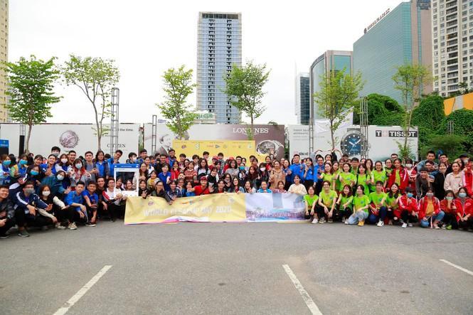 Chiến dịch 'World Cleanup Day 2020' tại Hà Nội Ảnh 1