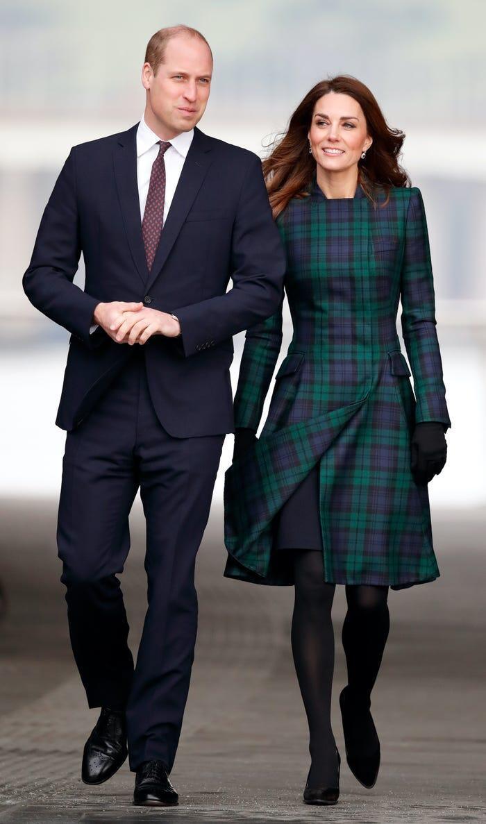 Thời trang áo khoác thanh lịch của công nương Kate Middleton Ảnh 7