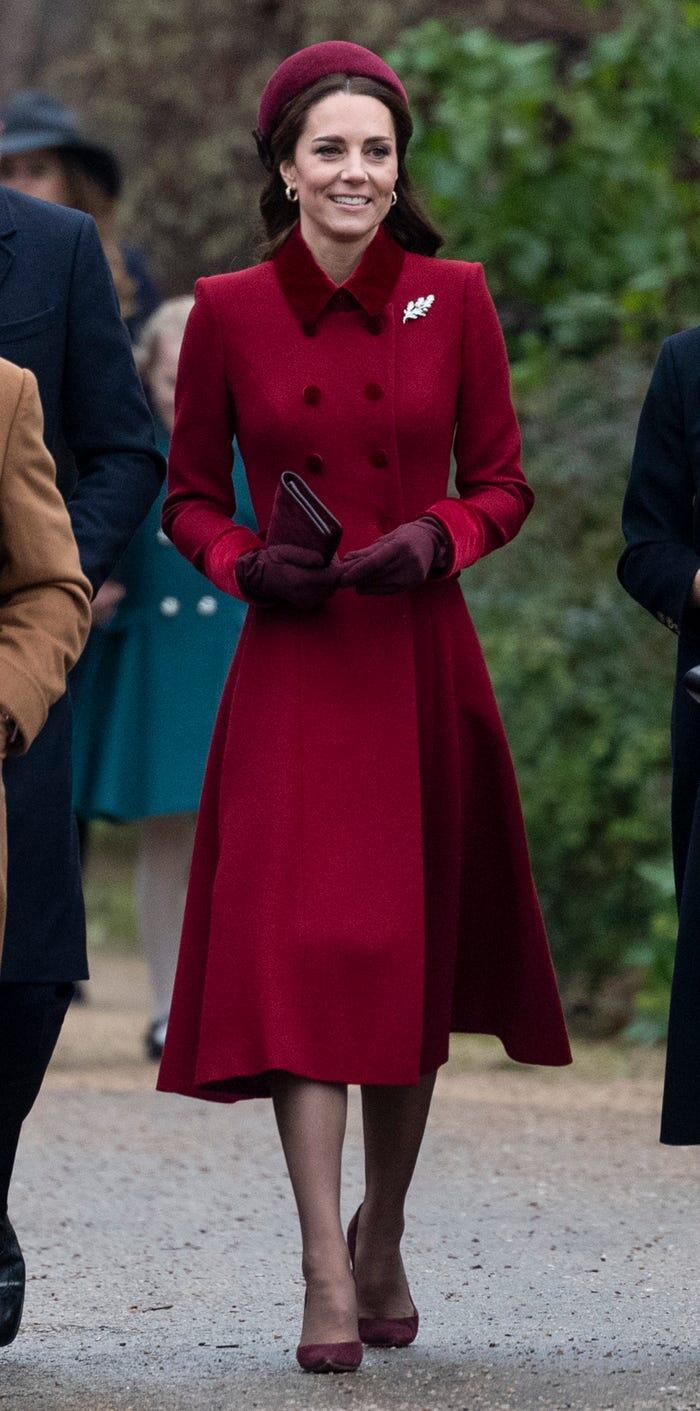Thời trang áo khoác thanh lịch của công nương Kate Middleton Ảnh 8