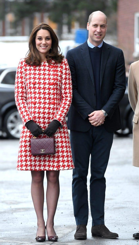 Thời trang áo khoác thanh lịch của công nương Kate Middleton Ảnh 15