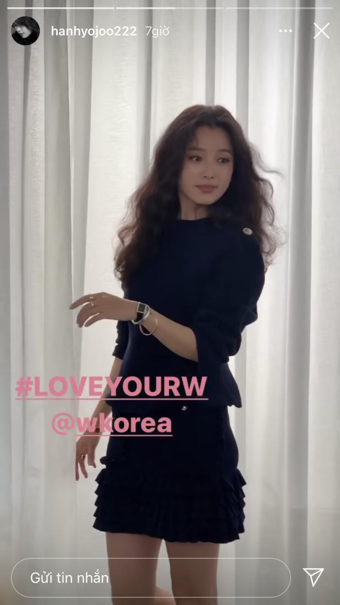 Han Hyo Joo 'lột xác' thành Song Hye Kyo, Han Ji Min gợi cảm: 3 chị đại đẹp áp đảo dàn idol! Ảnh 5