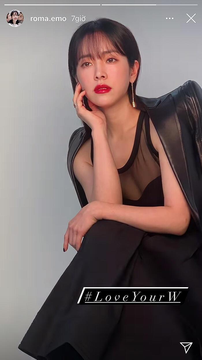 Han Hyo Joo 'lột xác' thành Song Hye Kyo, Han Ji Min gợi cảm: 3 chị đại đẹp áp đảo dàn idol! Ảnh 13