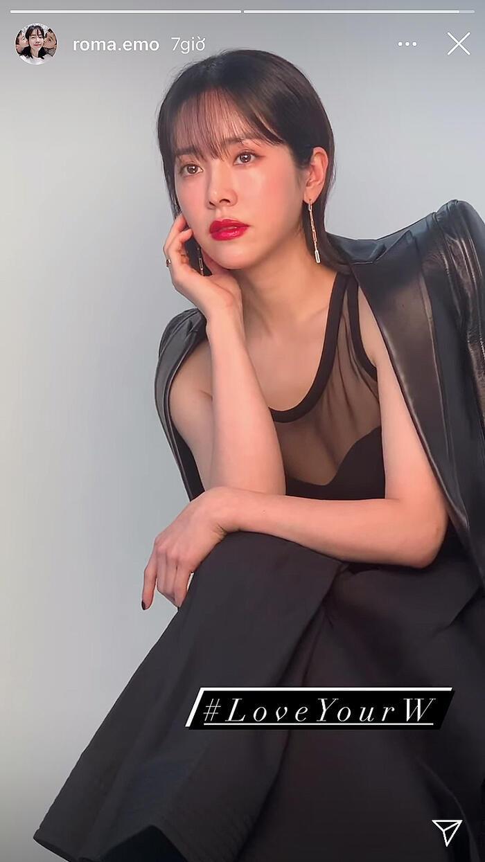Han Hyo Joo 'lột xác' thành Song Hye Kyo, Han Ji Min gợi cảm: 3 chị đại đẹp áp đảo dàn idol! Ảnh 12
