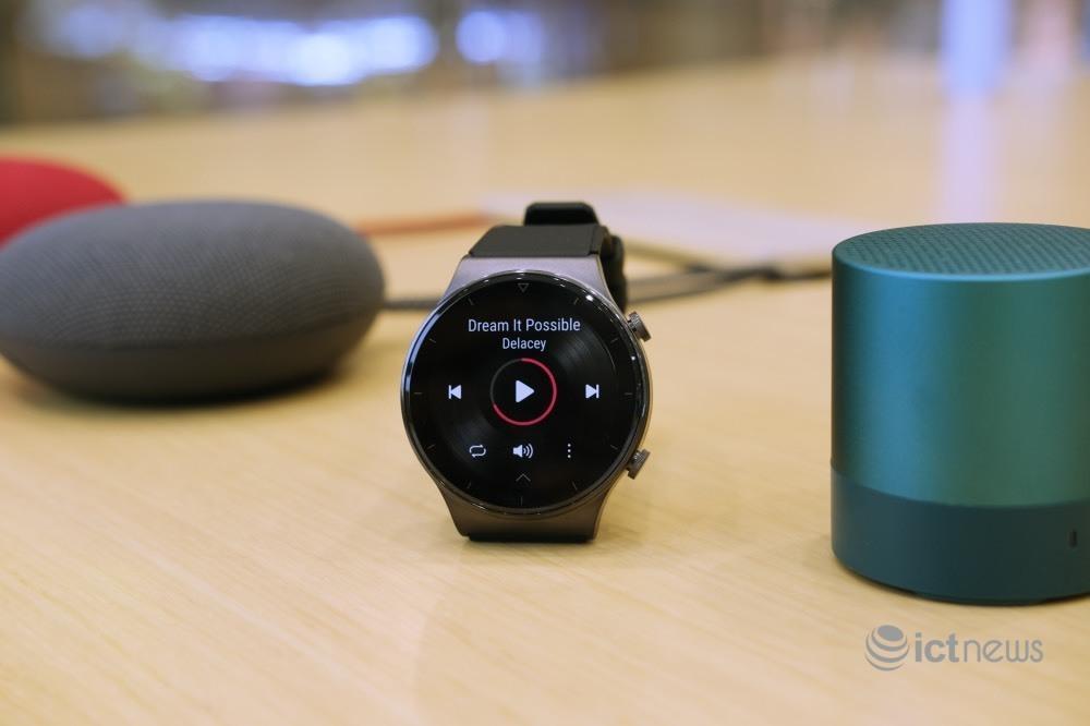Đồng hồ thông minh mới của Huawei có pin 2 tuần Ảnh 1