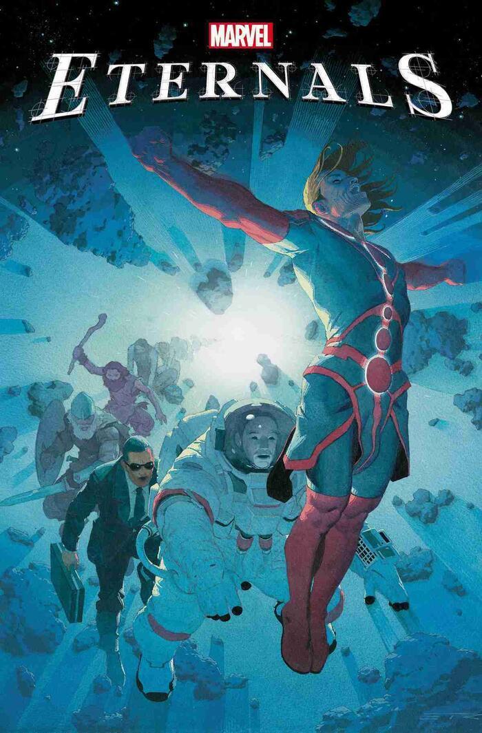 Marvel hé lộ những điều cần biết về chủng tộc thần thánh Eternals Ảnh 9