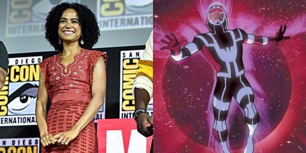 Marvel hé lộ những điều cần biết về chủng tộc thần thánh Eternals Ảnh 6
