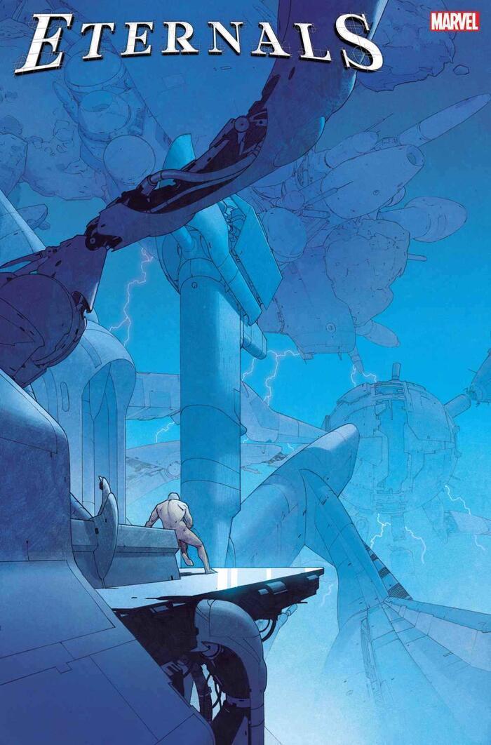 Marvel hé lộ những điều cần biết về chủng tộc thần thánh Eternals Ảnh 2