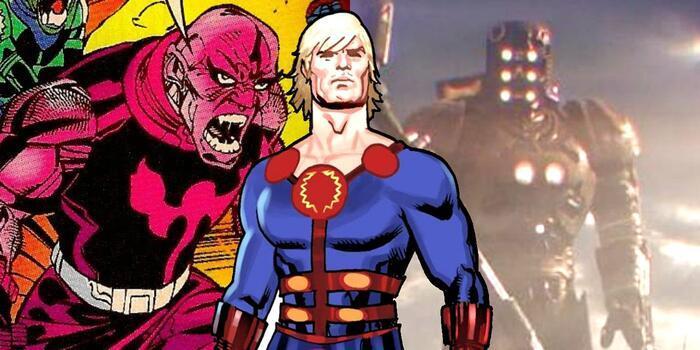 Marvel hé lộ những điều cần biết về chủng tộc thần thánh Eternals Ảnh 7