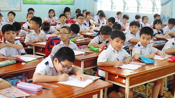 TPHCM: 24/24 quận huyện đạt chuẩn phổ cập giáo dục Ảnh 1