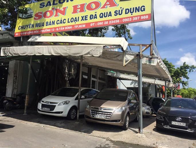 Thị trường ôtô cũ phục hồi Ảnh 1