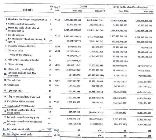 Sau 9 tháng, đại lý ủy quyền chính thức Ford Việt Nam mới đạt 4% chỉ tiêu lợi nhuận Ảnh 2