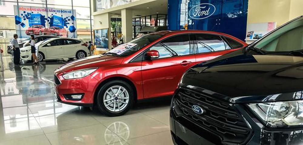 Sau 9 tháng, đại lý ủy quyền chính thức Ford Việt Nam mới đạt 4% chỉ tiêu lợi nhuận Ảnh 1