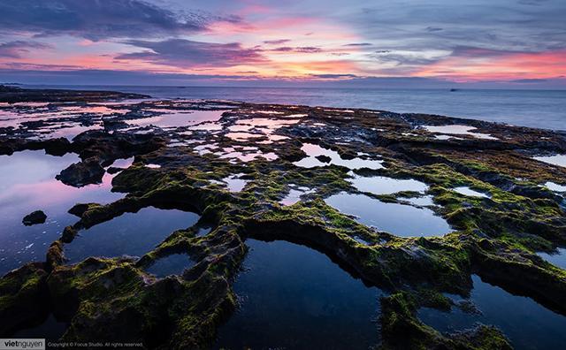 Hòn Đỏ - Nơi ngắm bình minh đẹp nhất Ninh Thuận Ảnh 2